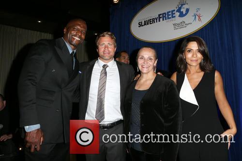 Terry Crews, Tim Ballard, Mary Shuttleworth and Marisol Nichols 1