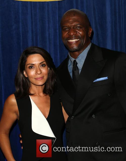 Marisol Nichols and Terry Crews 3