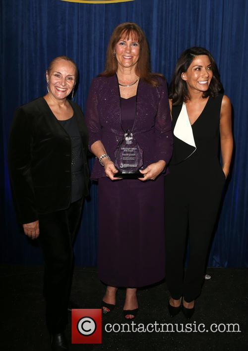 Mary Shuttleworth, Nancy Rivard and Marisol Nichols 2