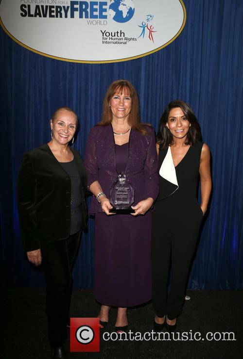 Mary Shuttleworth, Nancy Rivard and Marisol Nichols 3