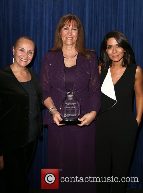 Mary Shuttleworth, Nancy Rivard and Marisol Nichols 1