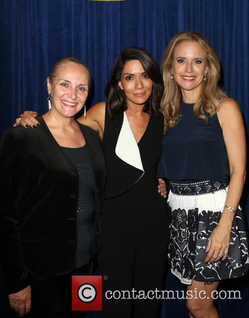 Mary Shuttleworth, Marisol Nichols and Kelly Preston 1