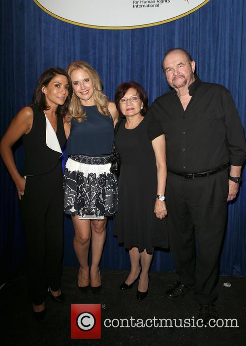 Marisol Nichols, Kelly Preston and Maria Patnick. Stepfather 2