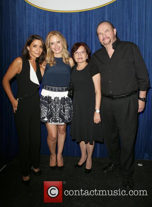 Marisol Nichols, Kelly Preston and Maria Patnick. Stepfather 3