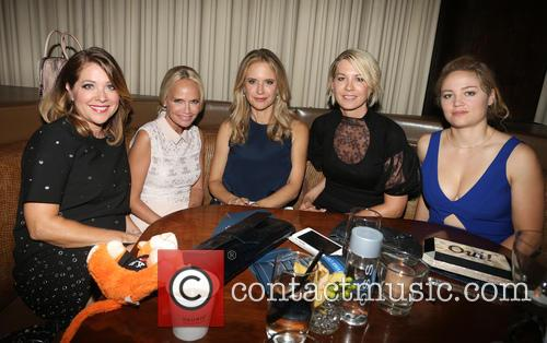 Jennifer Aspen, Kristin Chenoweth, Kelly Preston, Jenna Elfman and Erika Christensen