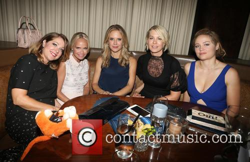 Jennifer Aspen, Kristin Chenoweth, Kelly Preston, Jenna Elfman and Erika Christensen 4