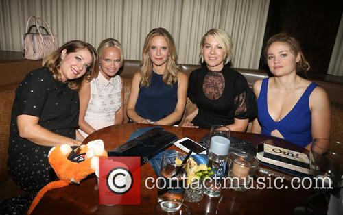 Jennifer Aspen, Kristin Chenoweth, Kelly Preston, Jenna Elfman and Erika Christensen 1