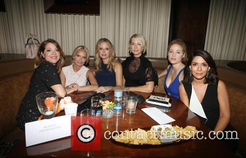 Jennifer Aspen, Kristin Chenoweth, Kelly Preston, Jenna Elfman, Erika Christensen and Marisol Nichols 2