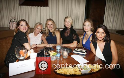 Jennifer Aspen, Kristin Chenoweth, Kelly Preston, Jenna Elfman, Erika Christensen and Marisol Nichols 3