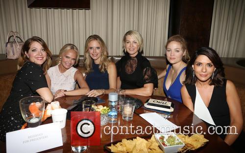 Jennifer Aspen, Kristin Chenoweth, Kelly Preston, Jenna Elfman, Erika Christensen and Marisol Nichols 4