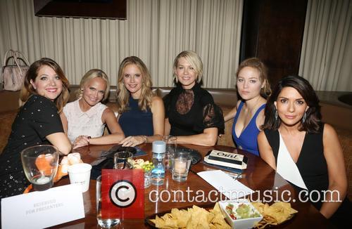 Jennifer Aspen, Kristin Chenoweth, Kelly Preston, Jenna Elfman, Erika Christensen and Marisol Nichols 1