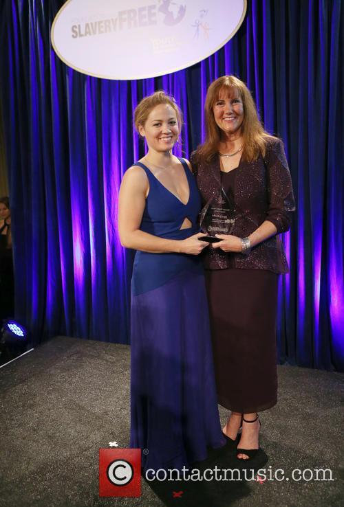 Erika Christensen and Nancy Rivard 4
