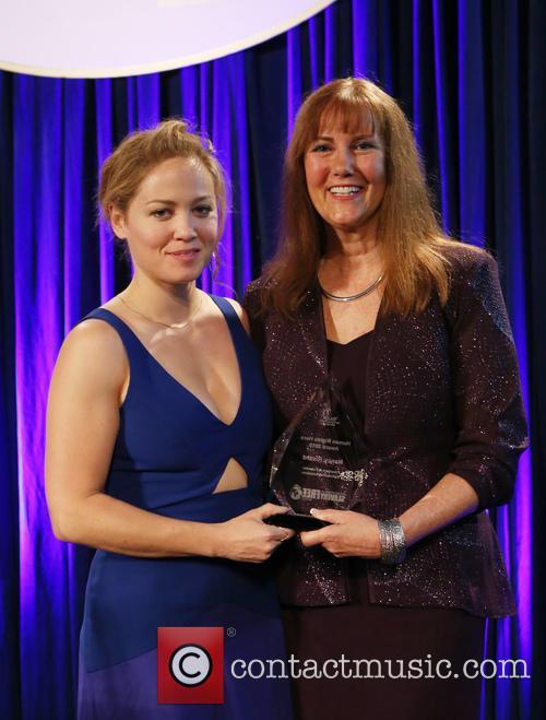 Erika Christensen and Nancy Rivard 1