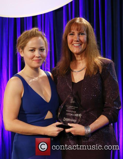 Erika Christensen and Nancy Rivard 6