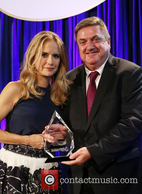 Kelly Preston and John Ryan 9