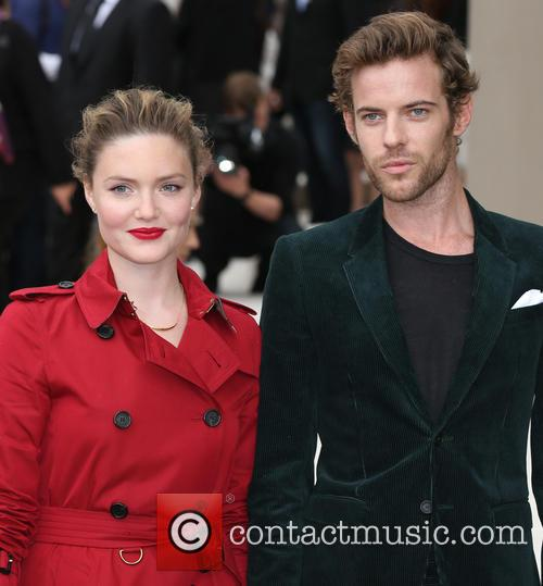 Holliday Grainger and Harry Treadaway 1