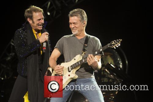 David Lee Roth and Eddie Van Halen 2