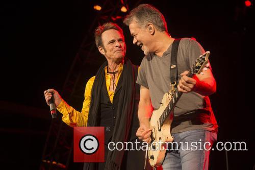 David Lee Roth and Eddie Van Halen 3