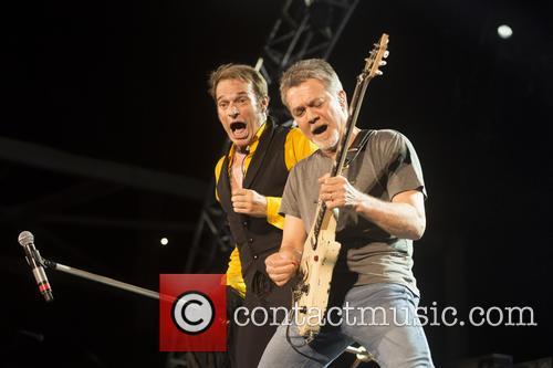Van Halen and Kenny Wayne Shepherd perform live...