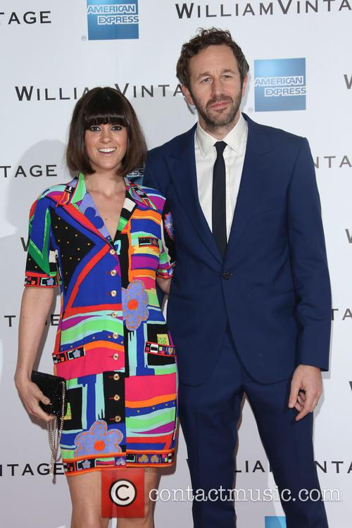 Dawn O'porter and Chris O'dowd 5