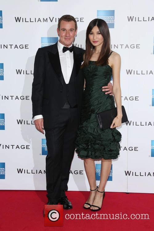 William Banks-blaney and Gemma Chan 1