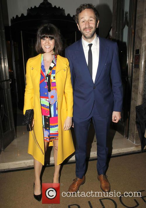 Chris O'dowd and Dawn O'porter 1