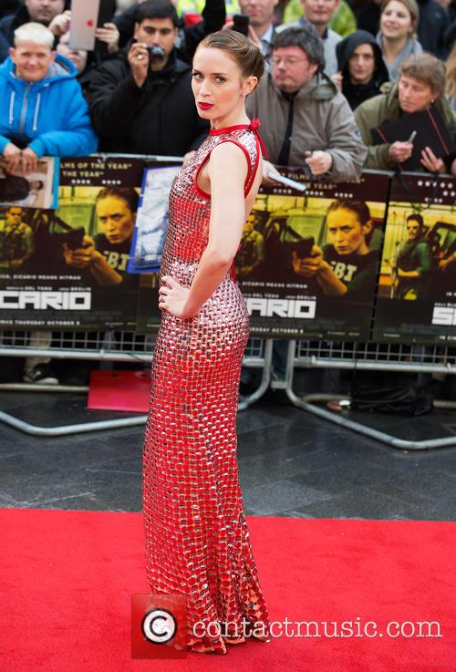 UK Premiere of 'Sicario'