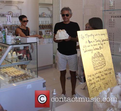 Andrea Bocelli and Veronica Berti 8