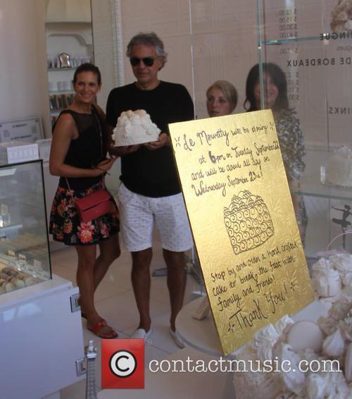 Andrea Bocelli and Veronica Berti 10