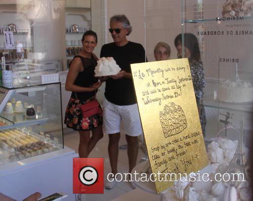 Andrea Bocelli and Veronica Berti 11
