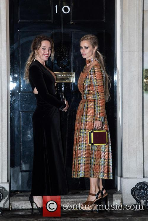 Laura Bailey and Alice Temperley 1