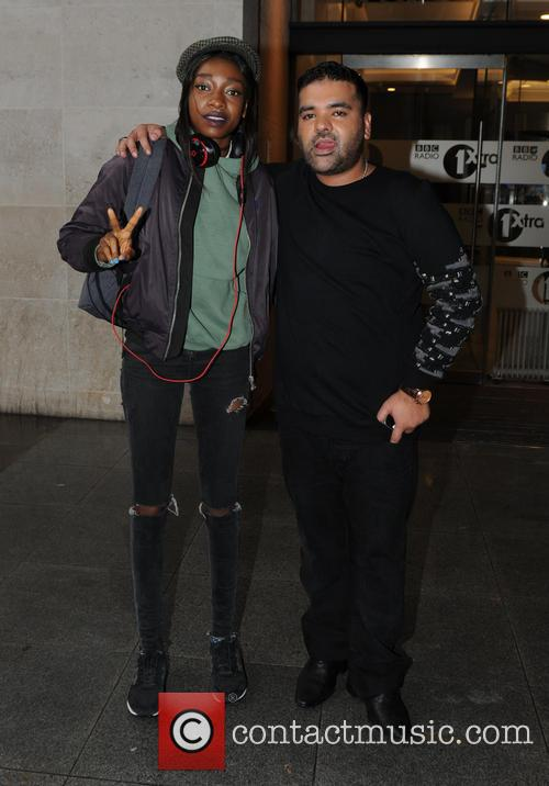 Naughty Boy and Little Simz 1