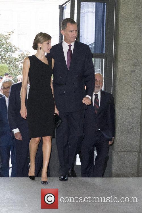 Queen Letizia Of Spain and King Felipe Vi Of Spain 2