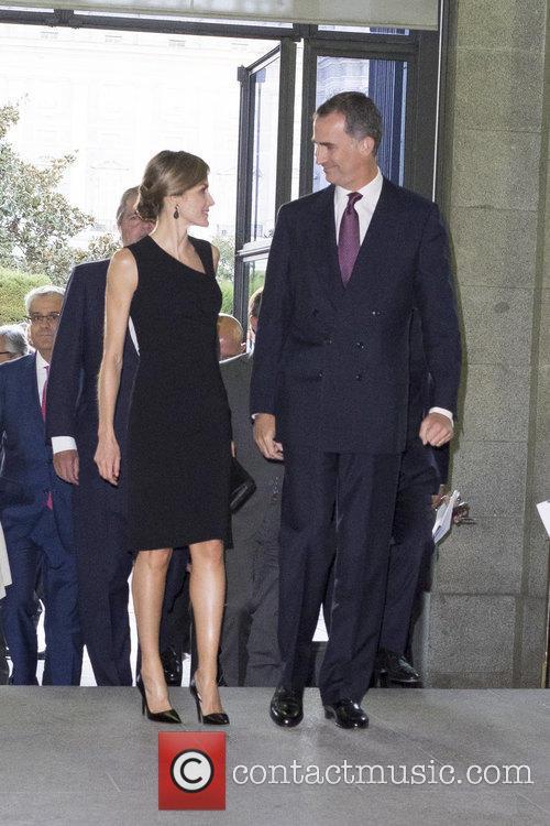 Queen Letizia Of Spain and King Felipe Vi Of Spain 3