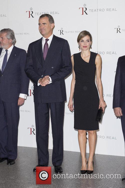 Queen Letizia Of Spain and King Felipe Vi Of Spain 4