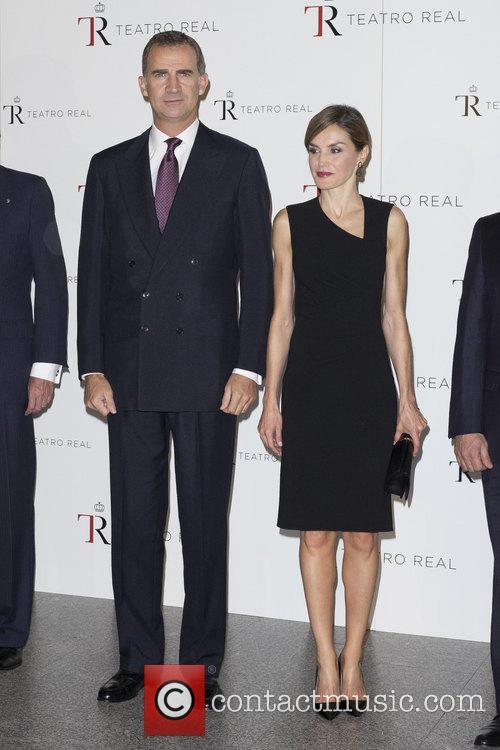 Queen Letizia Of Spain and King Felipe Vi Of Spain 5