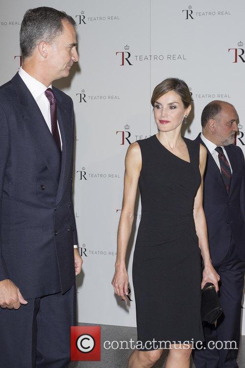 Queen Letizia Of Spain and King Felipe Vi Of Spain 1