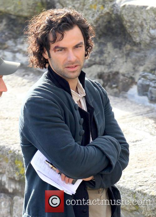 'Poldark' Star Aidan Turner Can't Understand His Sex Symbol Status