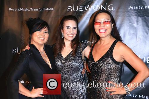 Sonia Été, Vida Ghaffari and Joyce Chow 1