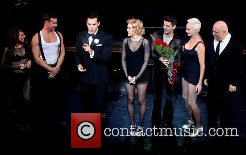 Donna Marie Asbury, R. Lowe, Ryan Silverman, Rumer Willis, Denny Paschall, Amra-faye Wright and Raymond Bokhour 1