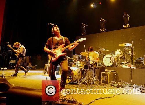 Bad Suns, Ray Libby, Christo Bowman and Miles Morris 1
