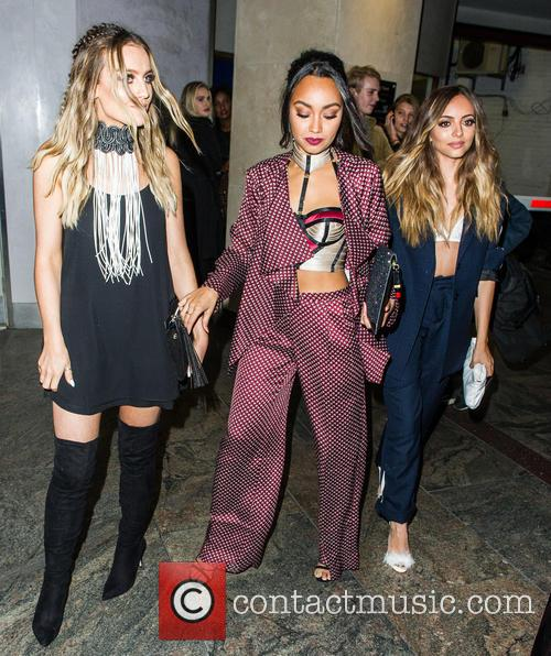 Jade Thirlwall, Perrie Edwards and Leigh-anne Pinnock 1