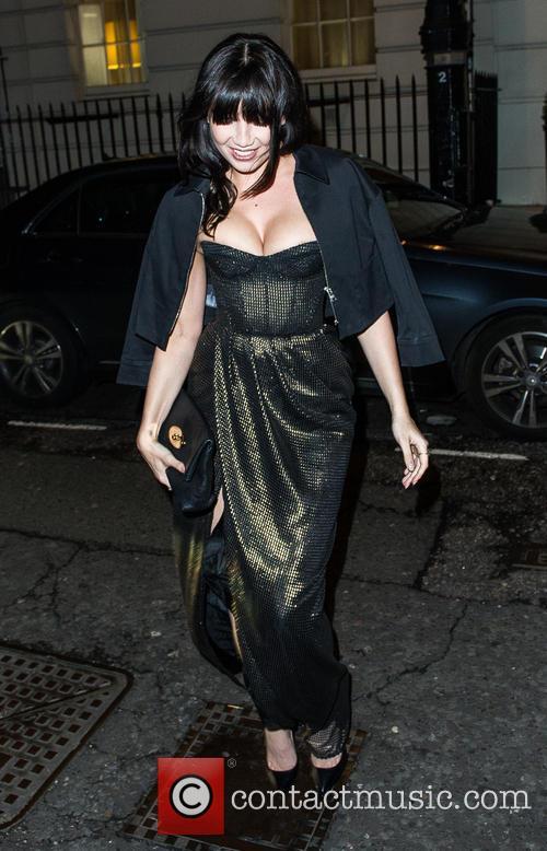 Celebrities attend Wonderland Magazine's 10th Anniversary Party