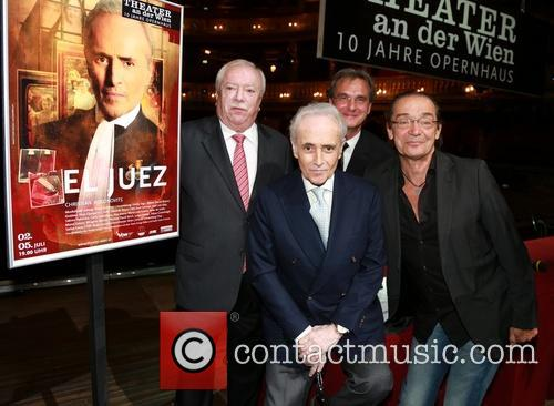 Michel Häupl, Jose Carreras, Roland Geyer and Christian Kolonovits 2