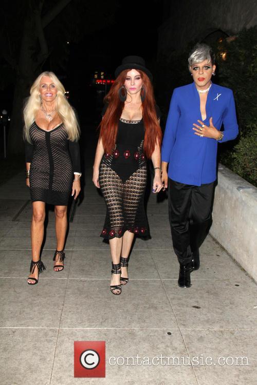 Kathy Brown, Phoebe Price and Sham Ibrahim 2