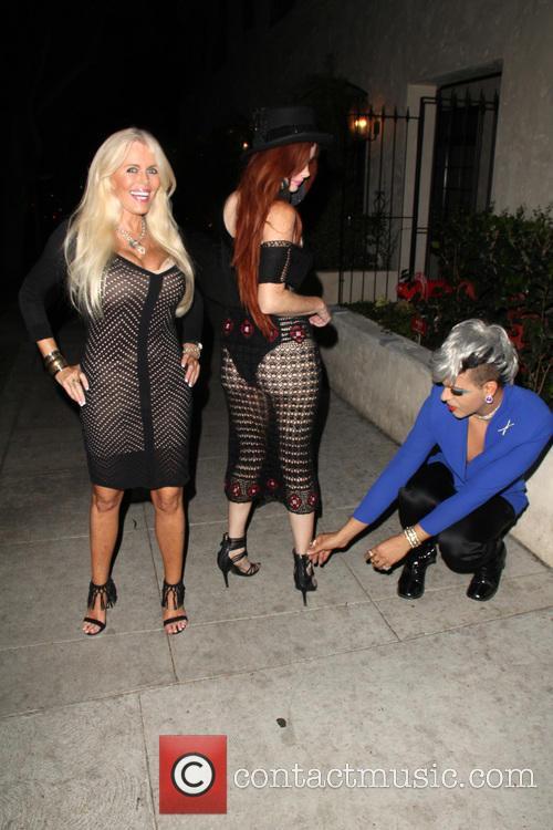 Kathy Brown, Phoebe Price and Sham Ibrahim 3