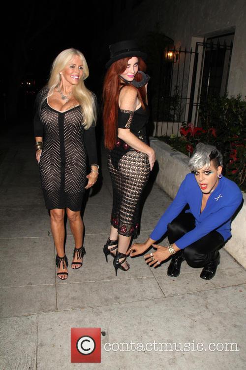 Kathy Brown, Phoebe Price and Sham Ibrahim 4