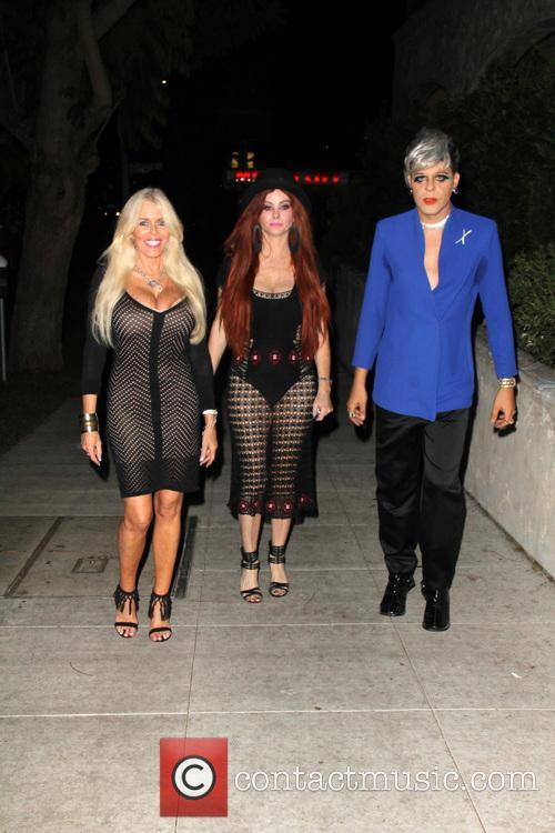Kathy Brown, Phoebe Price and Sham Ibrahim 5