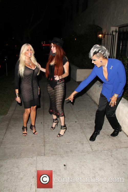 Kathy Brown, Phoebe Price and Sham Ibrahim 6