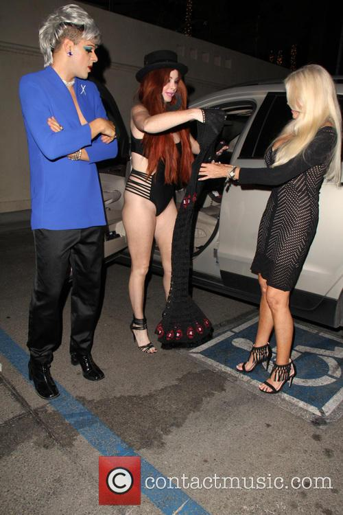 Sham Ibrahim, Phoebe Price and Kathy Brown 4